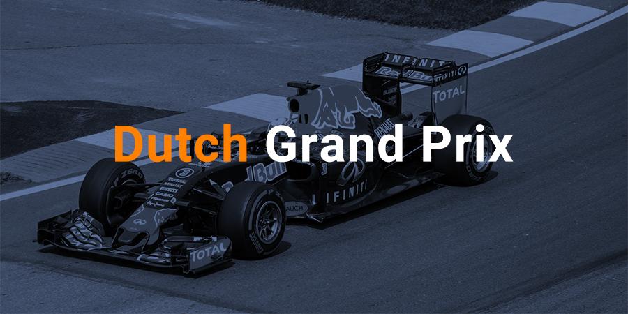 Formule 1 Zandvoort