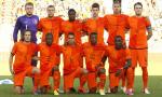 Teamfoto Jong Oranje